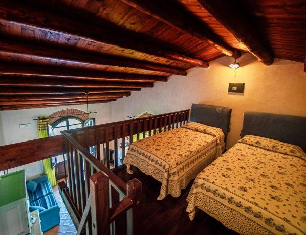 Poggio Pozzetti Bilocale con soppalco (09623)